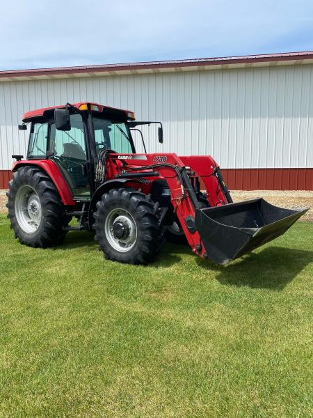 STEEN ESTATE - Live & Online Farm Equipment Auction