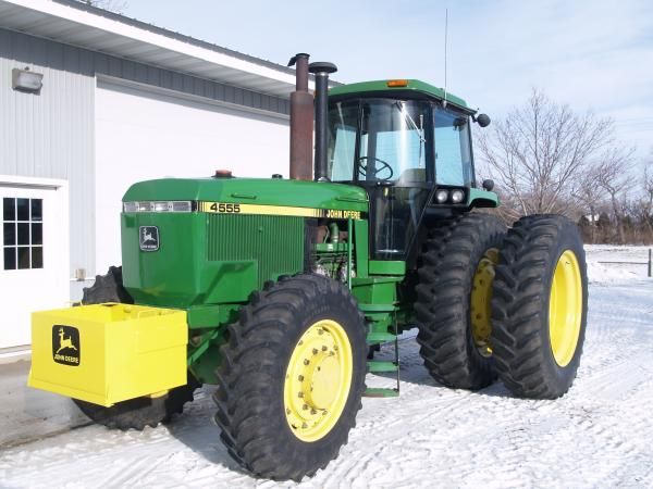 ONLINE - LARRY G. HANSEN RETIREMENT EQUIPMENT AUCTION